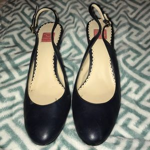 Oscar del la renta heels